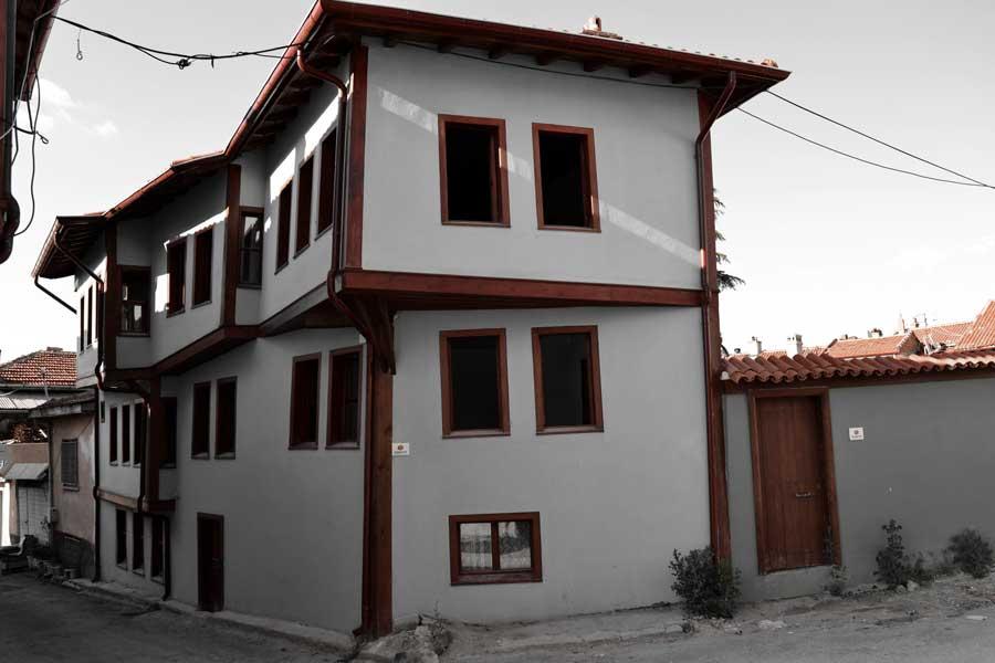 İç Anadolu tarihi yerler Eskişehir Odunpazarı fotoğrafları - Odunpazari photos, Central Anatolia region
