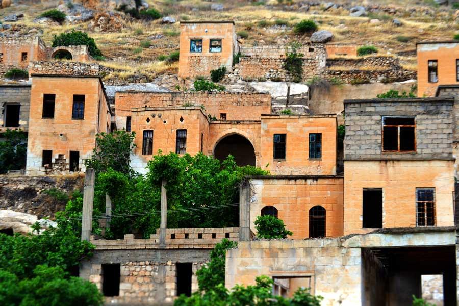 Şanlıurfa Halfeti fotoğrafları Eski Savaşan Köyü (Belasur) - Old Savaşan village (Belasur), Sanliurfa Southeastern Anatolia