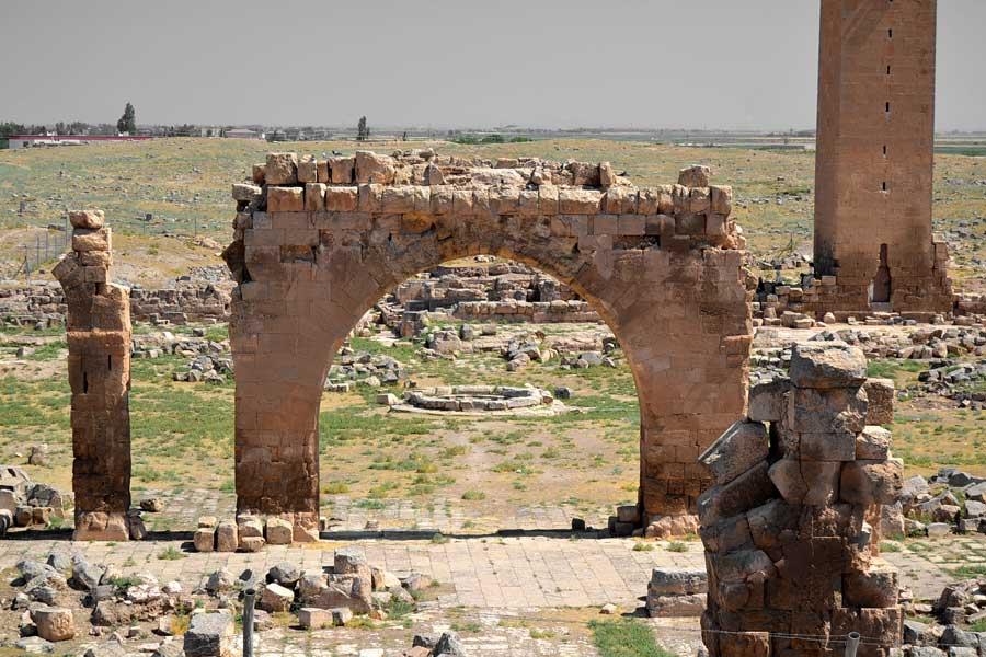 Şanlıurfa Harran ovası fotoğrafları Güneydoğu Anadolu Bölgesi - Southeastern Anatolia Region Harran plains photos