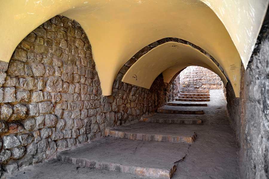 Abbara, Mardin fotoğrafları - abbara (covered passage), Southeastern Anatolia Mardin photos