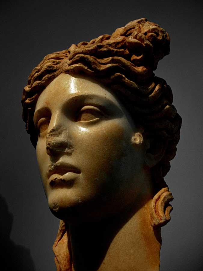 Afrodisias Antik Kenti Müzesi eserleri, Afrodisias fotoğrafları - Aphrodisias Museum photos