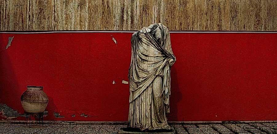 Afrodisias Antik Kenti fotoğrafları - Aphrodisias ancient city museum photos