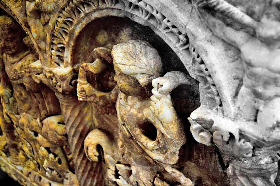 Afrodisias Müzesi - Aphrodisias Museum