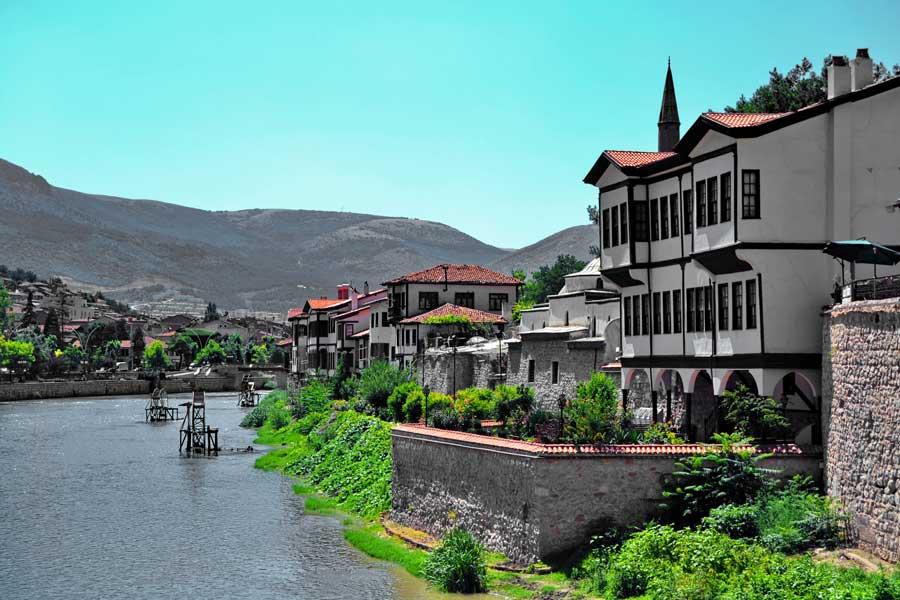 Amasya Şehzadeler Şehri ve Gezilecek Yerleri – Karadeniz Bölgesi