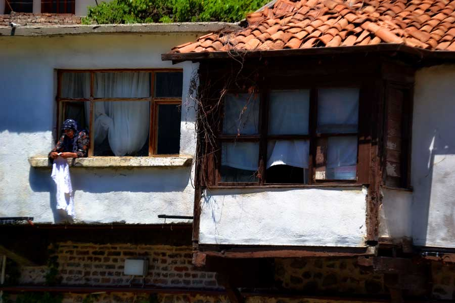 Amasya fotoğrafları tarihi Amasya evi - Old house in Amasya, Amasya photos