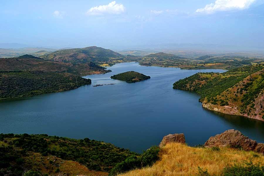 Bergama Kestel Barajı, Bergama fotoğrafları - Kestel Dam, Pergamon photos