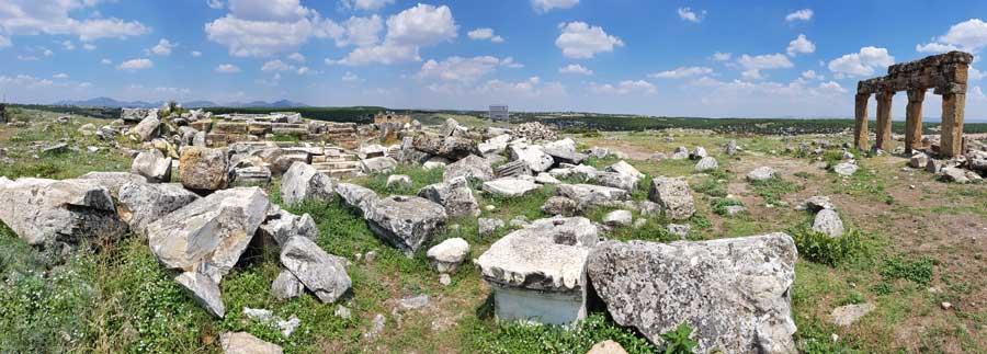 Blaundus antik kenti fotoğrafları, Uşak Ege bölgesi - Turkey Aegean region Blaundus ancient city photos