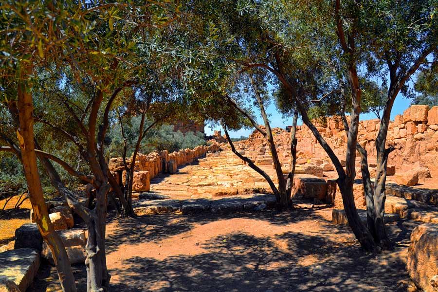 Dara Antik Kenti fotoğrafları Mardin- Mesopotamian Ruins of Dara photos, Mardin Southeast Anatolia Region Turkey