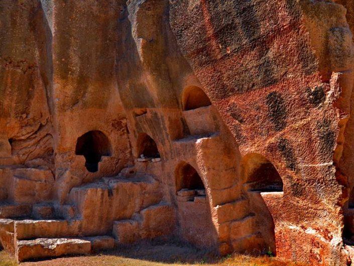 Dara Antik Kenti - Mesopotamia Dara Ancient City