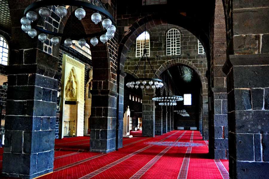 Diyarbakır Ulu cami fotoğrafları - Southeastern Anatolia Ulu Mosque, Diyarbakir photos