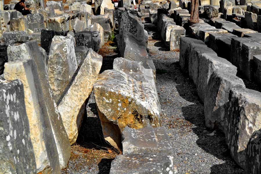 Efes antik kenti envanter çalışması, Efes fotoğrafları - Ephesus photos