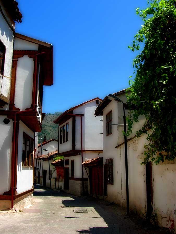 Eski Amasya evleri, Amasya fotoğrafları - Old houses in Amasya, Amasya photos