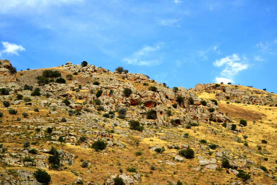 Güneydoğu Anadolu Bölgesi Halfeti fotoğrafları Halfeti mağaraları, Şanlıurfa - Southeastern Anatolia Halfeti caves, Sanliurfa
