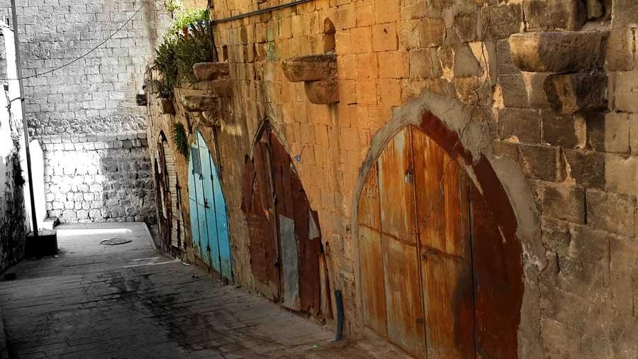 Güneydoğu Anadolu Mardin sokakları fotoğrafları - Southeastern Anatolia Mardin street photos