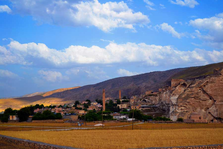 Güneydoğu Anadolu tarihi Hasankeyf fotoğrafları Batman - Southeastern Anatolia region Turkey Hasankeyf photos