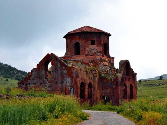 Güzelyurt fotoğrafları Kızıl Kilise, Orta Anadolu Aksaray - Central Anatolia Region Red Church, Guzelyurt photos