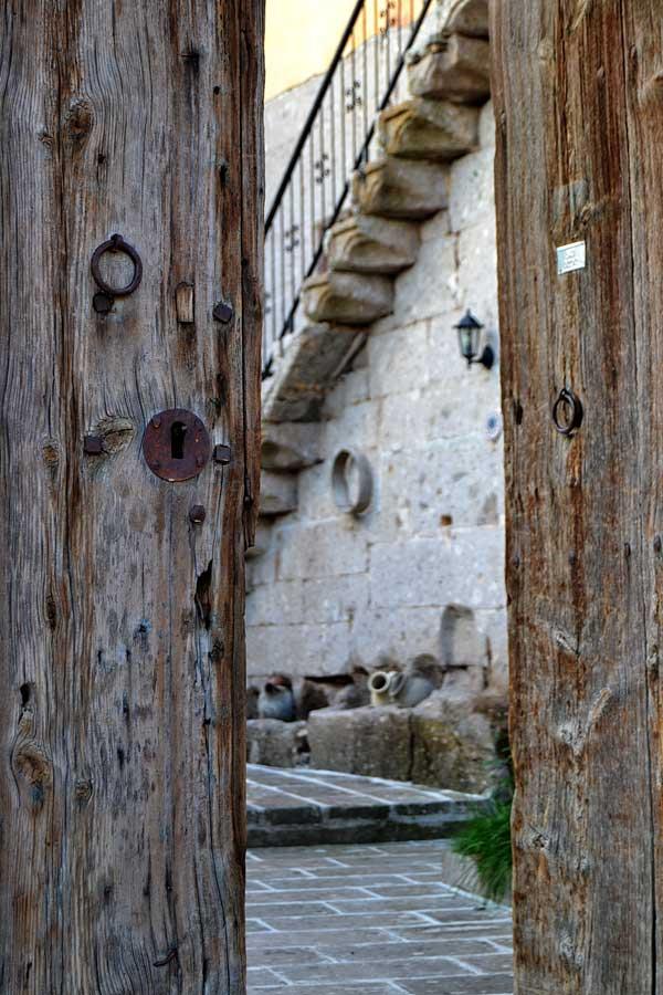 Güzelyurt fotoğrafları, Rum evi avlusu, Aksaray - Greek house yard Central Anatolia Region Guzelyurt photos