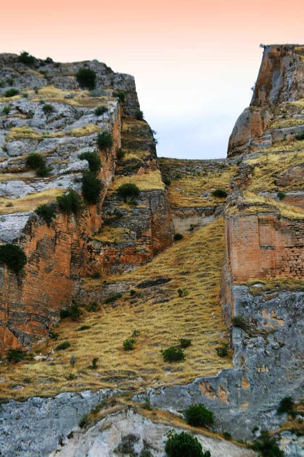 Gaziantep Halfeti Rumkale fotoğrafları Güneydoğu Anadolu - Rumkale Fortress, Turkey Southeastern Anatolia