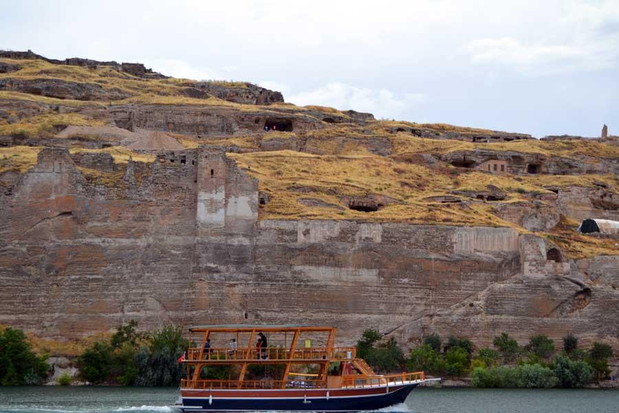 Gaziantep Rumkale fotoğrafları Güneydoğu Anadolu - Turkey Gaziantep Rumkale Fortress