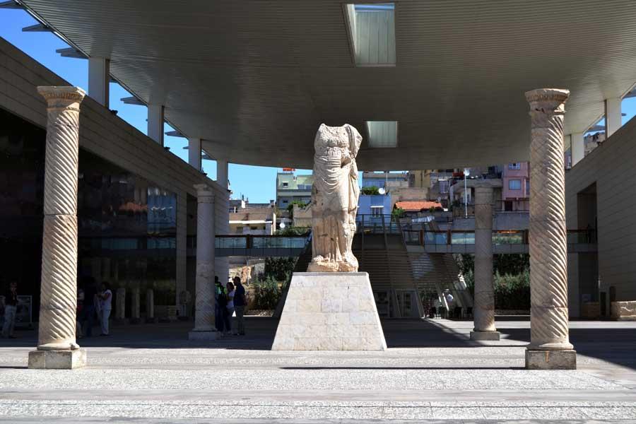 Gaziantep Zeugma Mozaik Müzesi fotoğrafları - Zeugma Mosaic Museum photos Southeastern Anatolia region Turkey