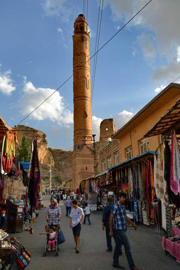 Hasankeyf fotoğrafları El Rızk Camisi Güneydoğu Anadolu - El Rızk Mosque Hasankeyf photos Southeastern Anatolia region Turkey