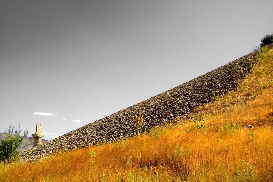 Karakuş tepesi Nemrut Dağı Adıyaman fotoğrafları - Karakus Tumulus Mt. Nemrut National Park photos Southeast Anatolia region Turkey