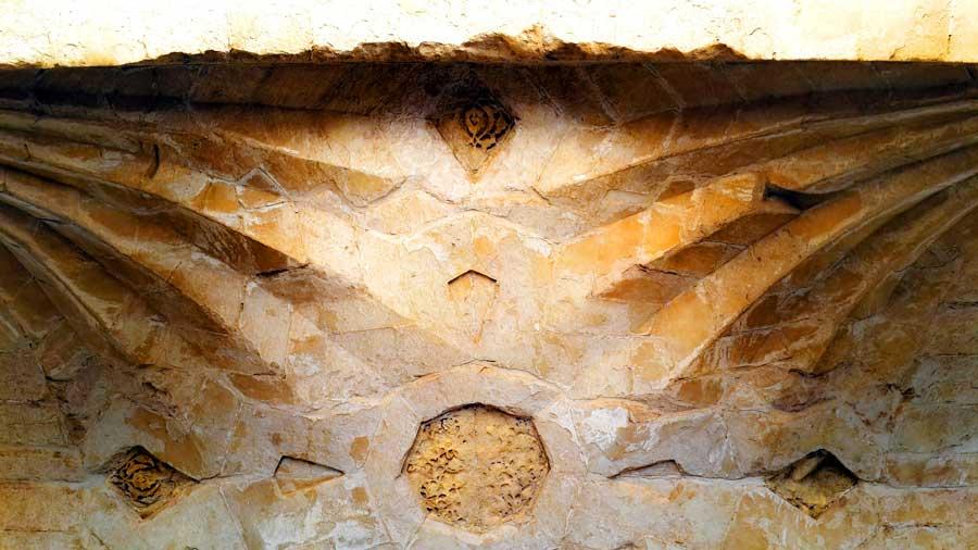 Kasımiye medresesi mimari detay, Mardin fotoğrafları - detail of architectural at Kasimiye madrasa, Southeastern Anatolia Mardin photos