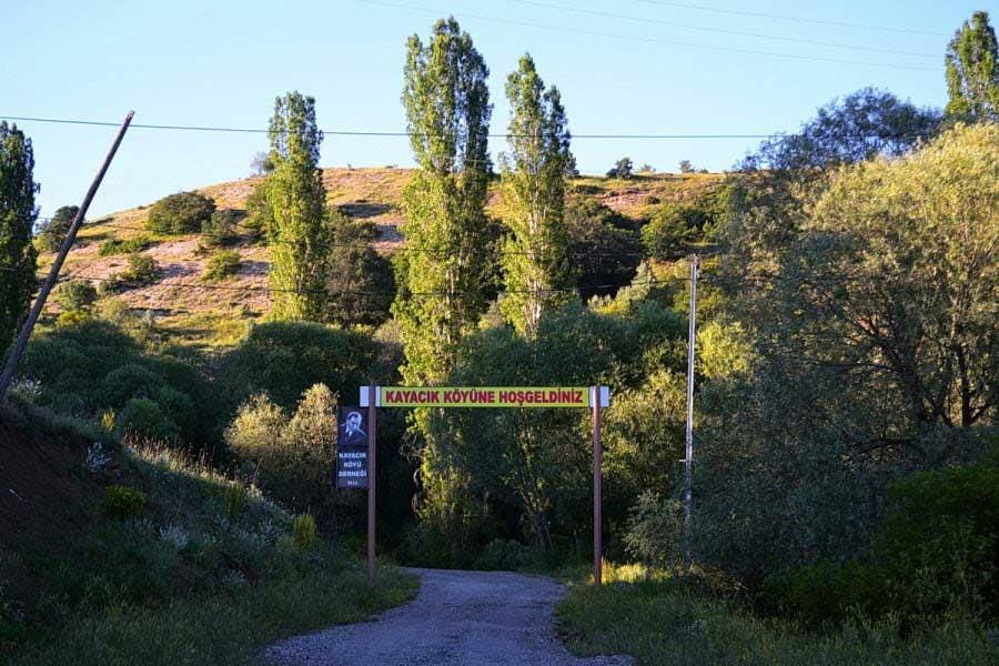 Giresun Çamoluk Kayacık Köyü