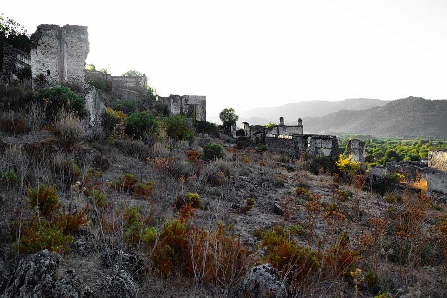 Muğla Fethiye İçindeki Terkedilmiş Gizli Tarih: Kayaköy