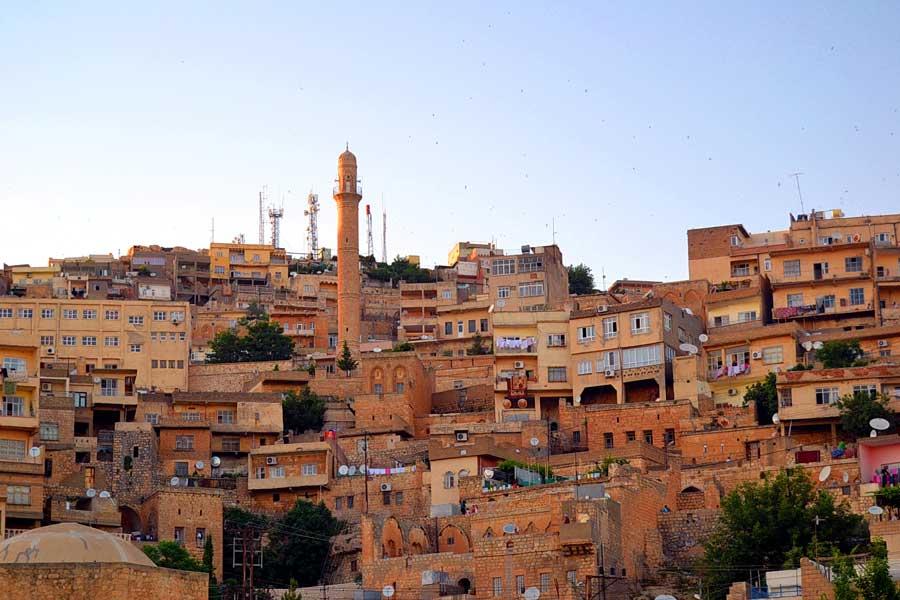 Mardin ünlü taş evler fotoğrafları - Southeastern Anatolia Mardin Famous stone houses photos