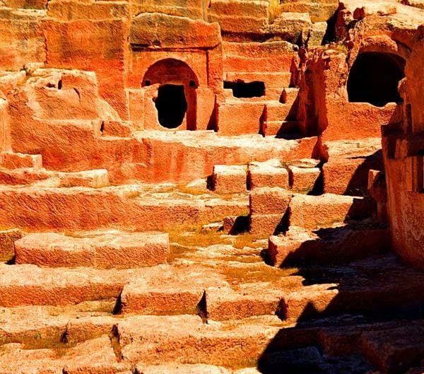 Mardin Dara Antik Kenti fotoğrafları Güneydoğu Anadolu Bölgesi - Mesopotamian Ruins of Dara photos Southeast Anatolia Region Turkey
