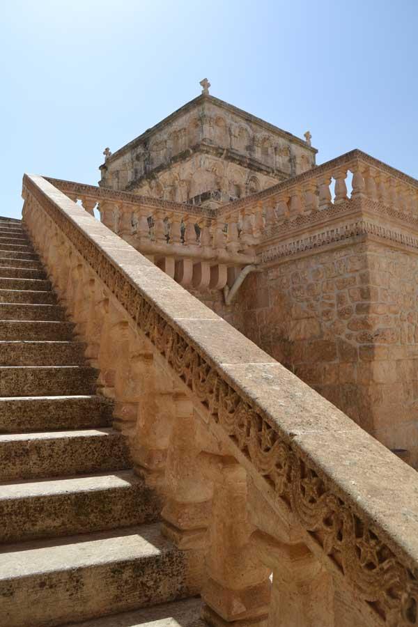 Mardin Meryem Ana kilisesi fotoğrafları - Southeastern Anatolia Virgin Mary Church, Mardin photos