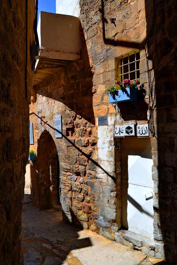 Mardin dar sokak fotoğrafları - streets of Mardin, Southeastern Anatolia photos