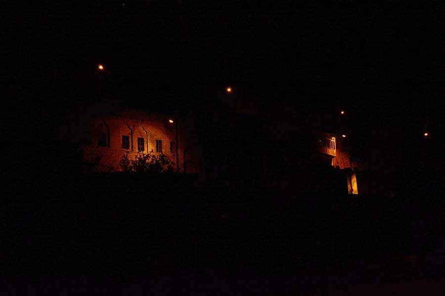 Mardin gece fotoğrafları - Southeastern Anatolia, night photos at Mardin