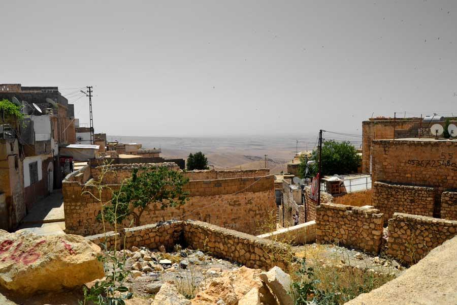 Mardin'den Mezopotamya ovası fotoğrafları - Southeastern Anatolia, Mesopotamia plain from Mardin, Mardin photos