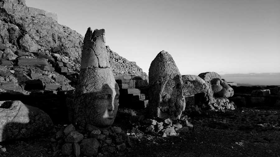 Nemrut Dağı - Mount Nemrut