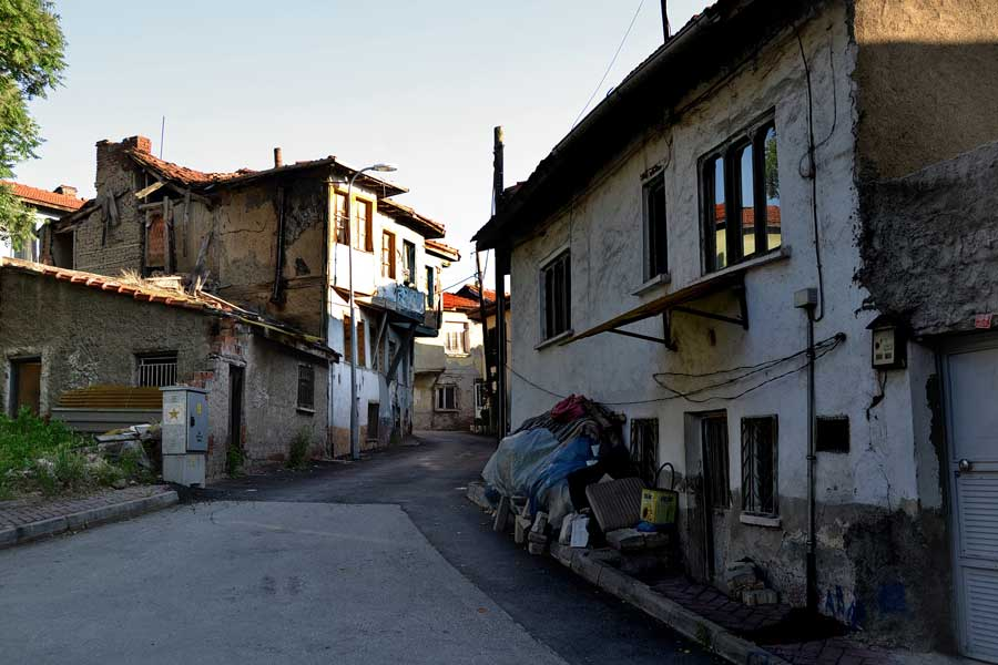 Odunpazarı evleri İç Anadolu Eskişehir tarihi evleri fotoğrafları - Central Anatolia Odunpazari historical houses photos
