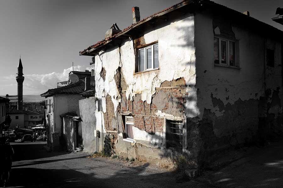 Odunpazarı evleri fotoğrafları Eskişehir İç Anadolu bölgesi - Central Anatolia region historical Odunpazari houses photos