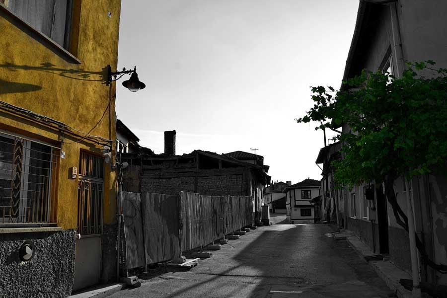 Odunpazarı fotoğrafları Eskişehir İç Anadolu bölgesi - Central Anatolia region Odunpazari historical houses photos