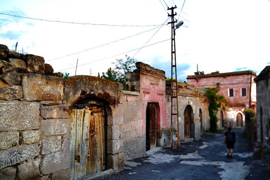 Orta Anadolu bölgesi gezilecek yerler Aksaray Güzelyurt fotoğrafları - Guzelyurt streets Aksaray photos Central Anatolia Region