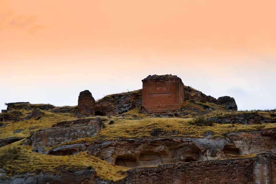 Rumkale fotoğrafları Gaziantep Güneydoğu Anadolu - Rumkale Fortress Southeastern Anatolia Turkey