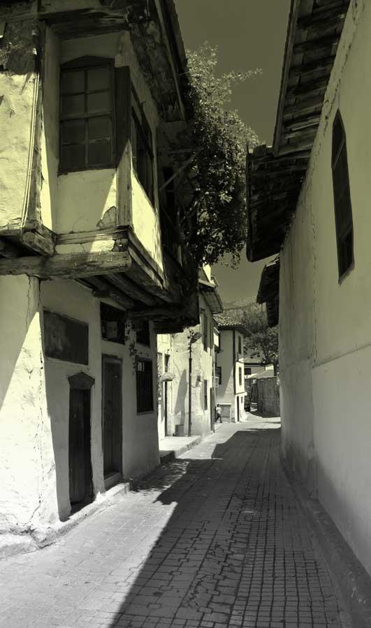 Tarihi Amasya evleri, Amasya fotoğrafları - Old houses in Amasya, Amasya photos