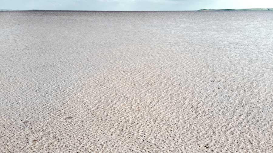 Tuz gölü fotoğrafları İç Anadolu Ankara - Turkey Salt lake photos