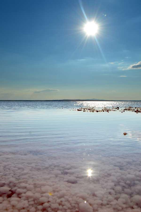 Tuz gölü fotoğrafları İç Anadolu bölgesi - Turkey Central Anatolia Region Salt lake photos