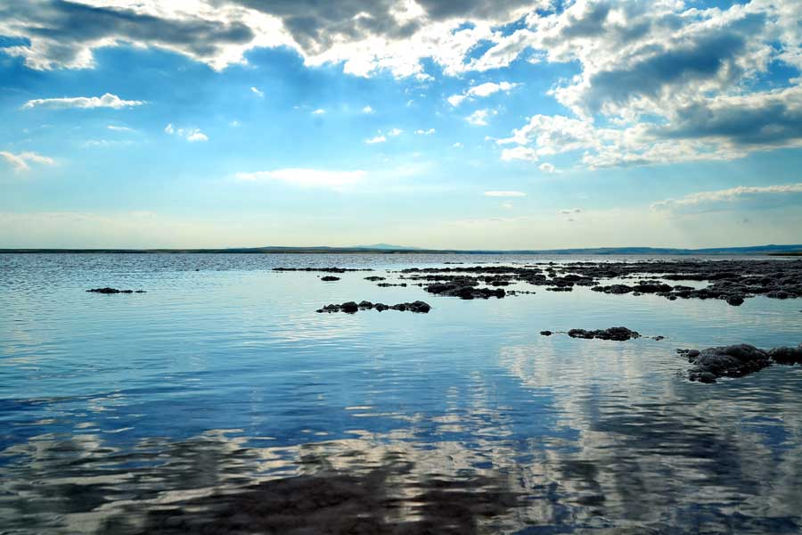 Tuz gölü fotoğrafları Ankara - Turkey Central Anatolia Salt lake photos