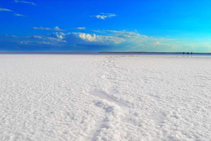 Tuz gölü fotoğrafları Orta Anadolu - Turkey Central Anatolia Region Salt lake photos