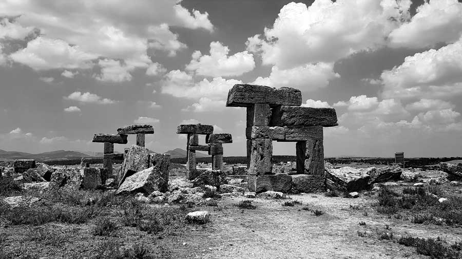 Uşak Blaundus Antik Kenti veya Makedonyalı Blaundos