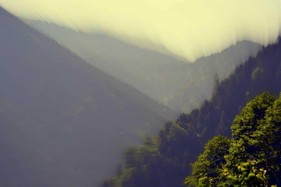 Uzungöl etrafındaki dağlar, Uzungöl fotoğrafları - mountains, Uzungöl photos