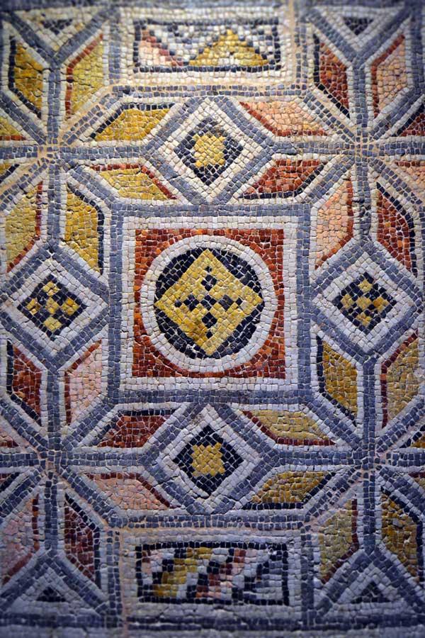 Zeugma Mozaik Müzesi fotoğrafları Zeugma mozaik detayı Gaziantep - Mosaic detail, Zeugma Mosaic Museum Southeastern Anatolia region Turkey