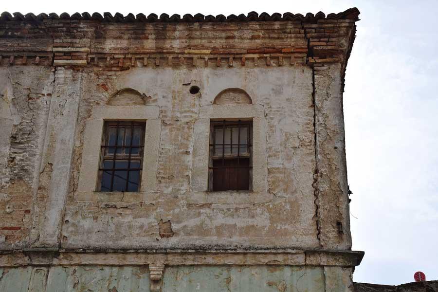 Çanakkale Kemer köyü Biga ilçesi Rum evleri fotoğrafları- Greek house, Kemer village Biga district